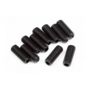 HB RACING Set de vis M3x8mm (10pcs) HBZ704