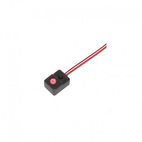 interrupteur Hobbywing 1/8 électronique 30850005