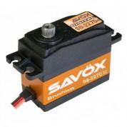 Savox 2270 SG Brushless SAVOX DIGITAL 32kg/ 0,12sec. 7.4V