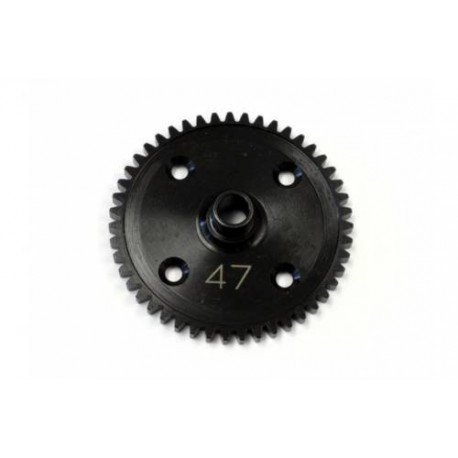 Couronne diff central MP9 47d  IF410-47