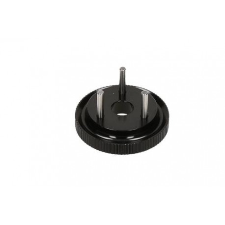 HB RACING Flywheel V2 (3pins/Hard black) HB204322
