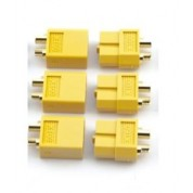 TEAM ORION XT60 Connectors (3 pairs) ORI40037