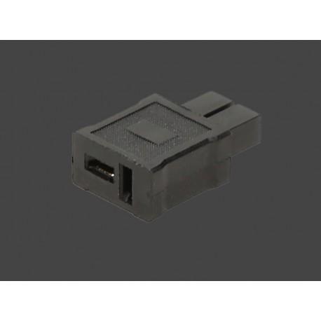 TEAM ORION Adapter one piece Tamiya (male) to T-plug (female)(1) ORI40073