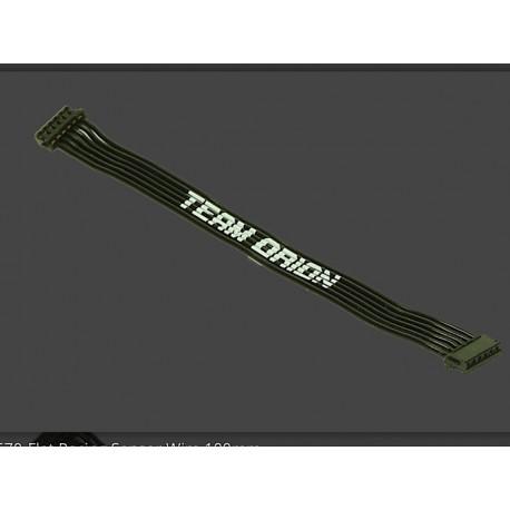 TEAM ORION Flat Racing Sensor Wire 75mm (1) ORI41569