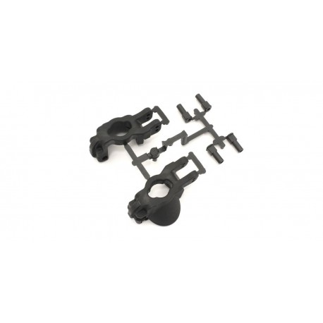 KYOSHO Front Hub Carrier Set(L,R/17.5?/MP9/10) IFW468B