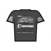 HB RACING HB Racing Performa RCGP T-Shirt (L)  HB204558