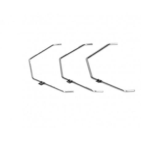 HB RACING D418 Rear Sway-Bar set (1.6/1.8/2.0mm) HB204416