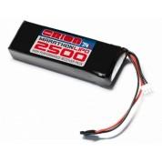 TEAM ORION LiPo Flat Receiver Battery Pack (2500mAh / 7.4V) ORI12260