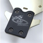 Skid Plate MP9 DeRacing ( 3 pcs )