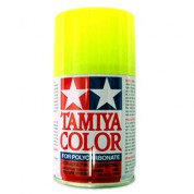 Spray jaune fluo Tamiya 100ml PS27