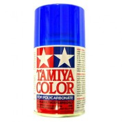 Spray bleu brillant Tamiya 100ml PS30
