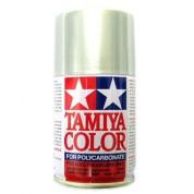 Spray argent brillant Tamiya 100ml PS41