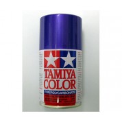 Spray purple metal Tamiya 100ml PS18