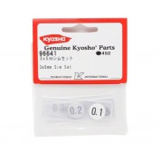 3x5mm rondelle calage kyosho (30) 96641