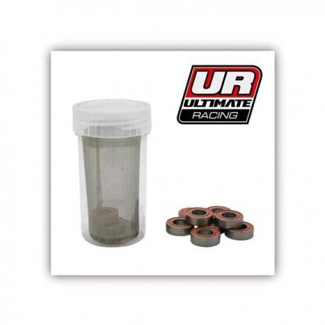 Boite nettoyage à roulements 70 ml Ultimate racing UR8405