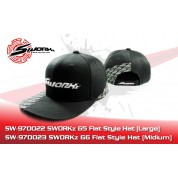 Sworkz G6 Flat Style Hat ( Medium) SW-970023