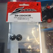 SWORKz S350 Series Aluminum Wing Holder (GM) (2)
