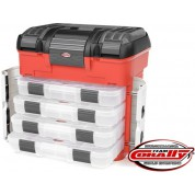 Team Corally Pit Case 4 Assortment Box Drawers
