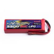 nVision LiPo 3s 11,1V 3300 30C  NVO1812