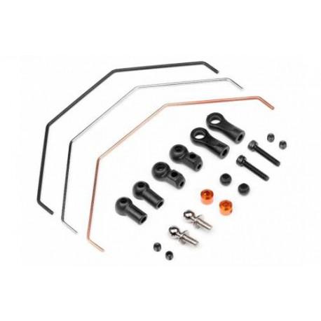 D413 - Rear sway bar set HB112799